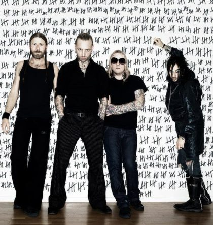 Backyard Babies (ZWE)