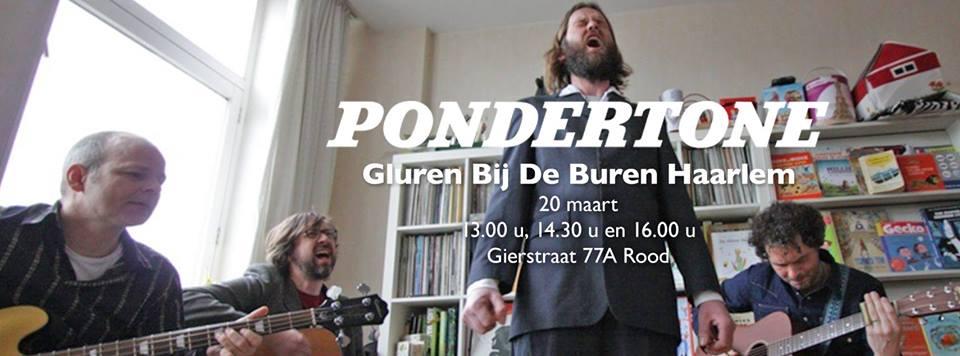 Pondertone Haarlem