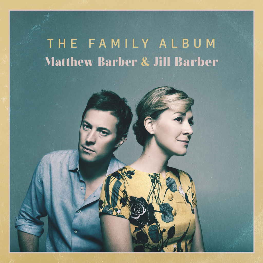 Barber, Matthew & Jill - The Family Album - web