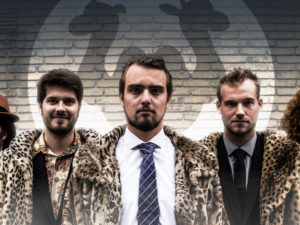 EP release show op 17 februari in Amsterdamse Sugarfactory