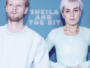 De nieuwe single van Sheila and the Kit laat je op repeat drukken…. time and time and time again!