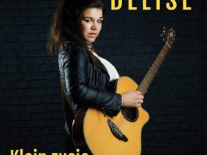 Delise lanceert uitdagende single 'Klein Zusje'