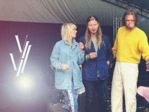 ViVii volgende week live op Eurosonic, nieuwe single 'And Tragic' komt vandaag uit