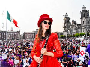 Snowapple strijdt voor meer aandacht voor vrouwenkwesties; nieuwe video en tourdata rondom 'La Llorona'