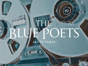 The Blue Poets maakt krachtig statement met nieuw album 'All It Takes'