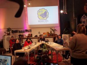 Berbicara Talkshow live op IBTV op vrijdag 14 mei met actueel thema; 'Klimaat Om De Hoek'