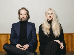 Susanna & David Wallumrød – 'Live'