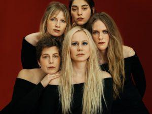 Mysterieuze single Susanna & the Brotherhood of Our Lady betovert de luisteraar