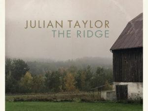 Julian Taylor brengt troostrijk nieuw album  'The Ridge' maanden eerder uit dan gepland